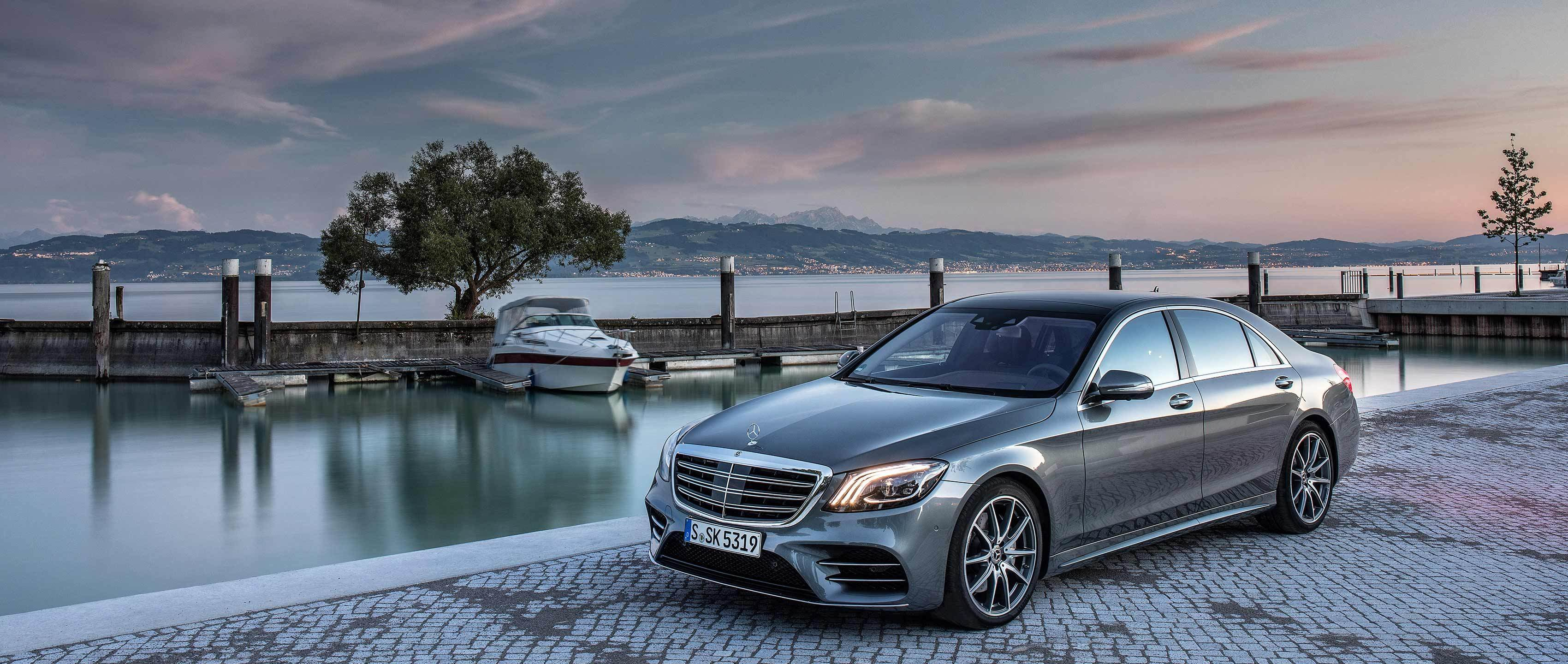 Latest Mercedes Benz S Class The Automotive Benchmark Free Download
