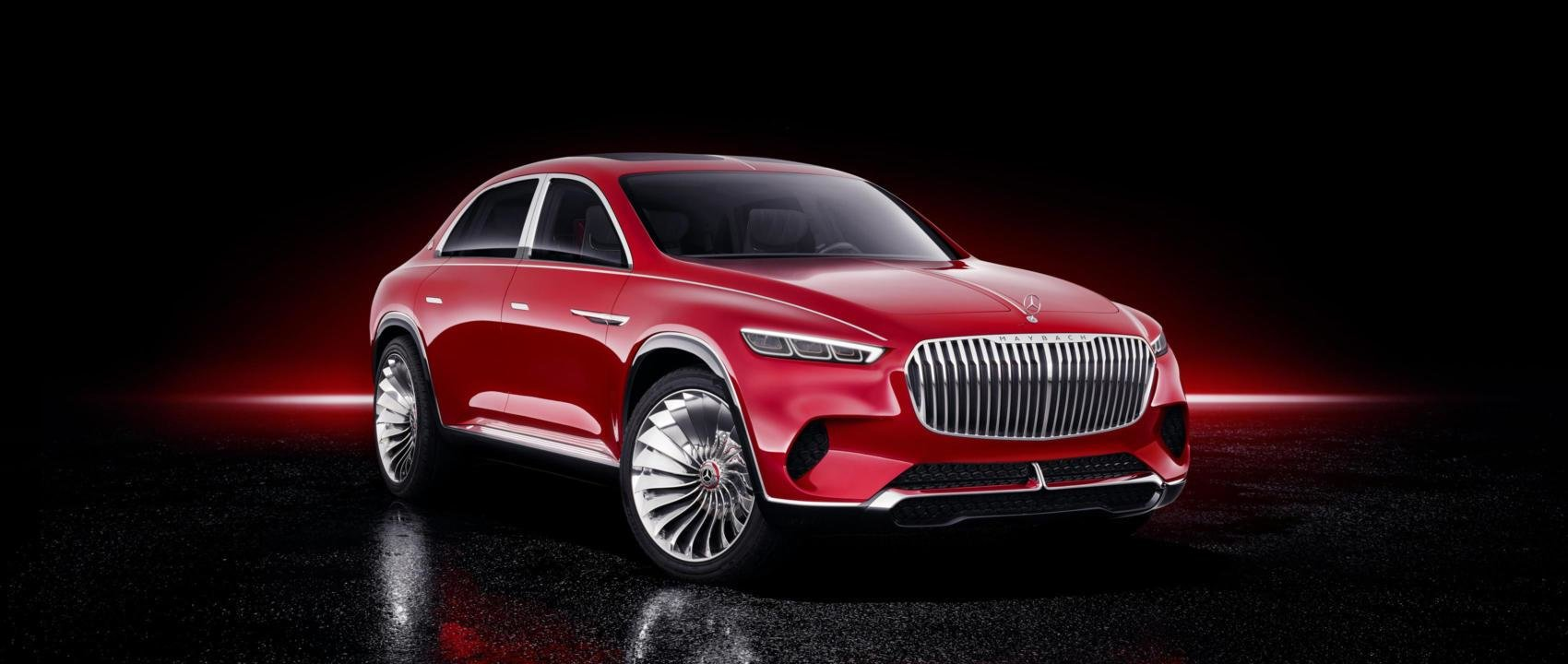 Latest Vision Mercedes Maybach Ultimate Luxury Free Download
