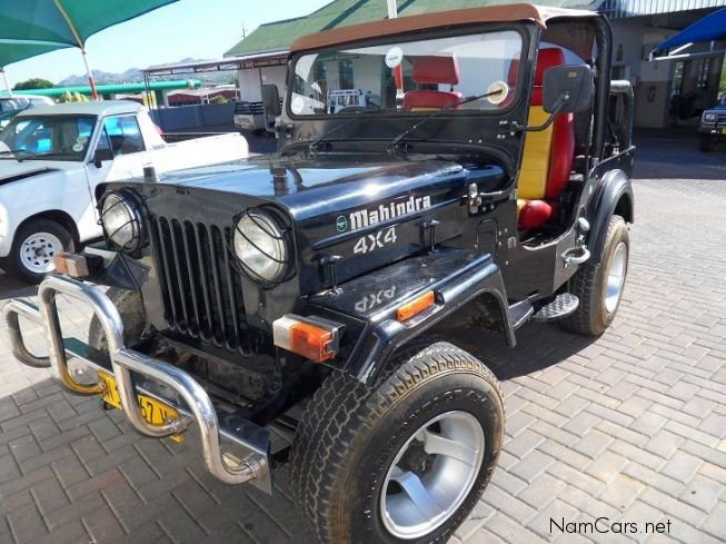 Latest Used Mahindra Jeep 1 9 D 1996 Jeep 1 9 D For Sale Free Download