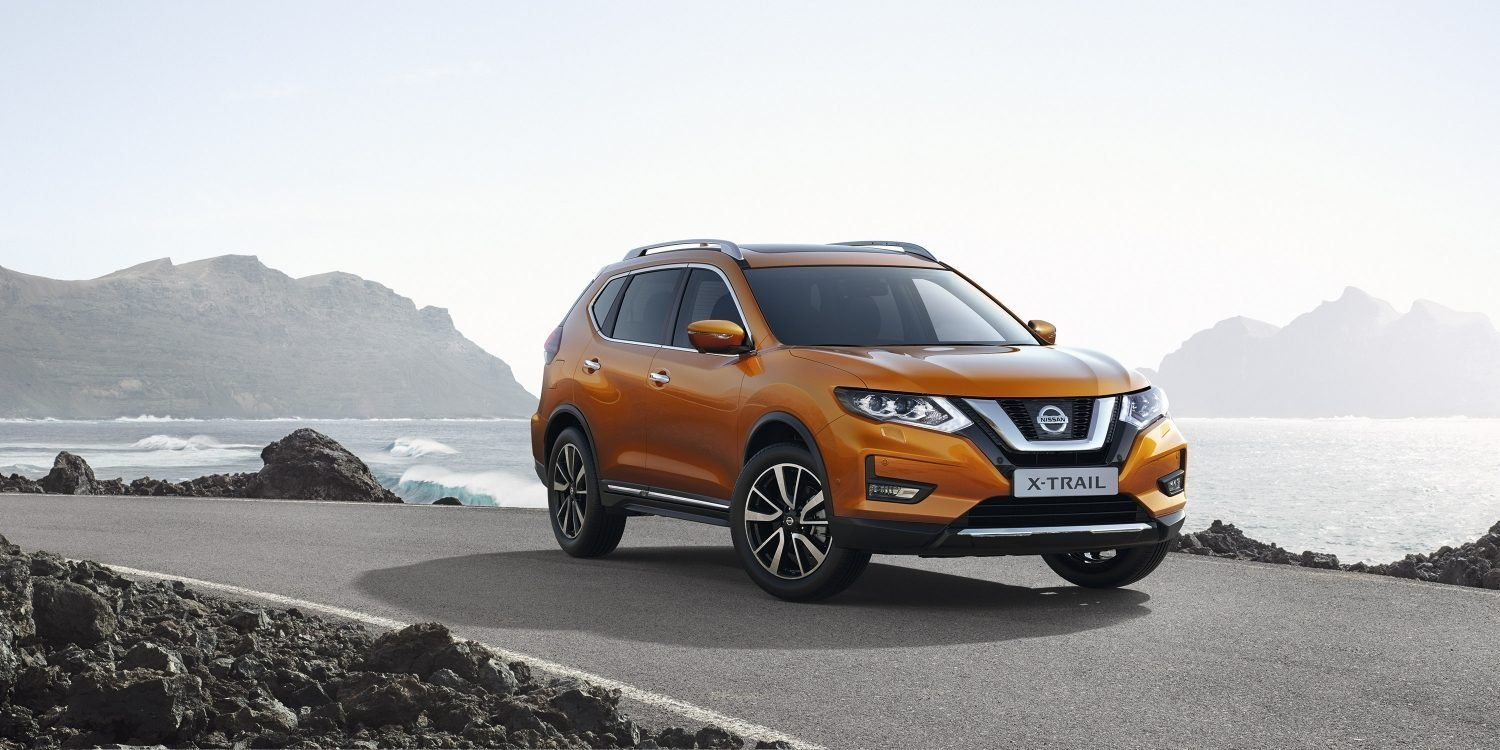 Latest New Nissan X Trail 4X4 5 Or 7 Seater Car Nissan Free Download