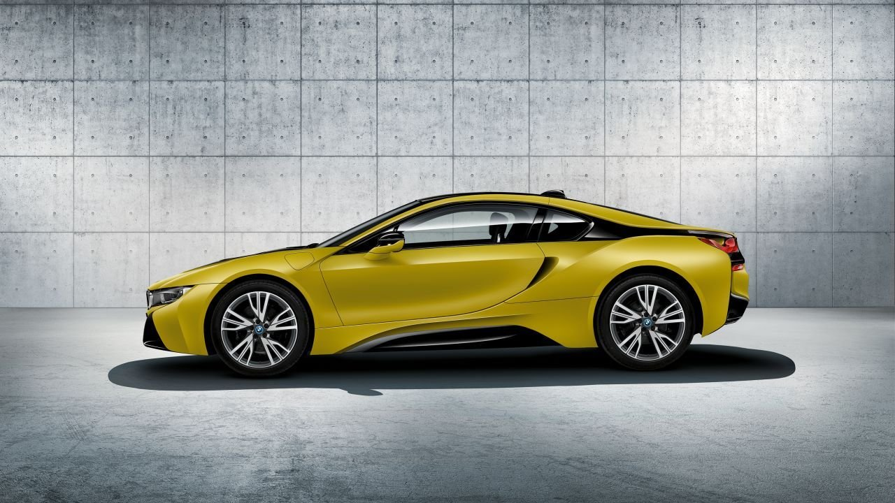 Latest Bmw Announces A Duo Of Limited Edition Protonic Frozen I8S Free Download