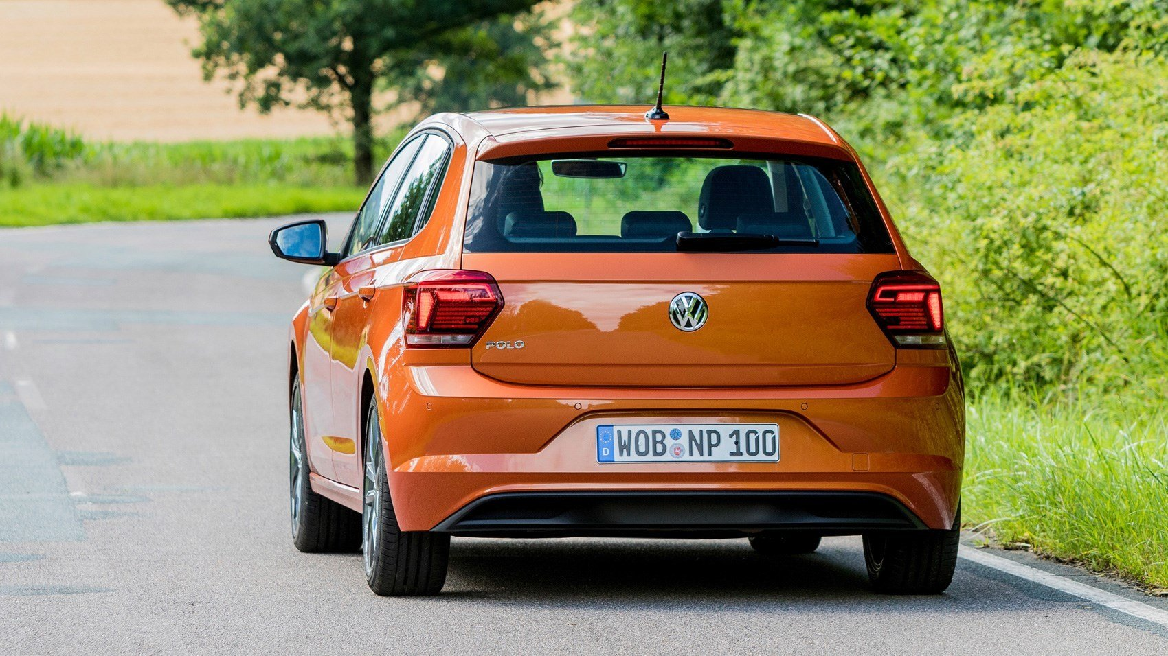 Latest New Vw Polo 2018 Review Diesel And Petrol Engines Free Download