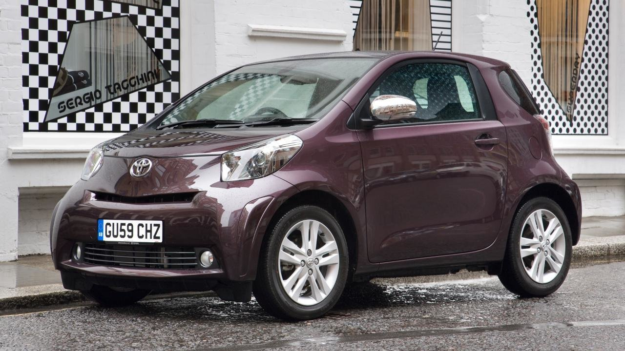 Latest Toyota Iq Review Top Gear Free Download
