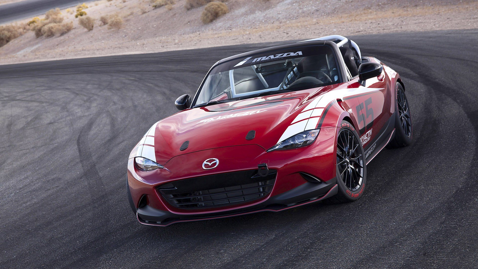 Latest 2016 Mazda Global Mx 5 Cup Racecar Wallpapers Hd Images Free Download