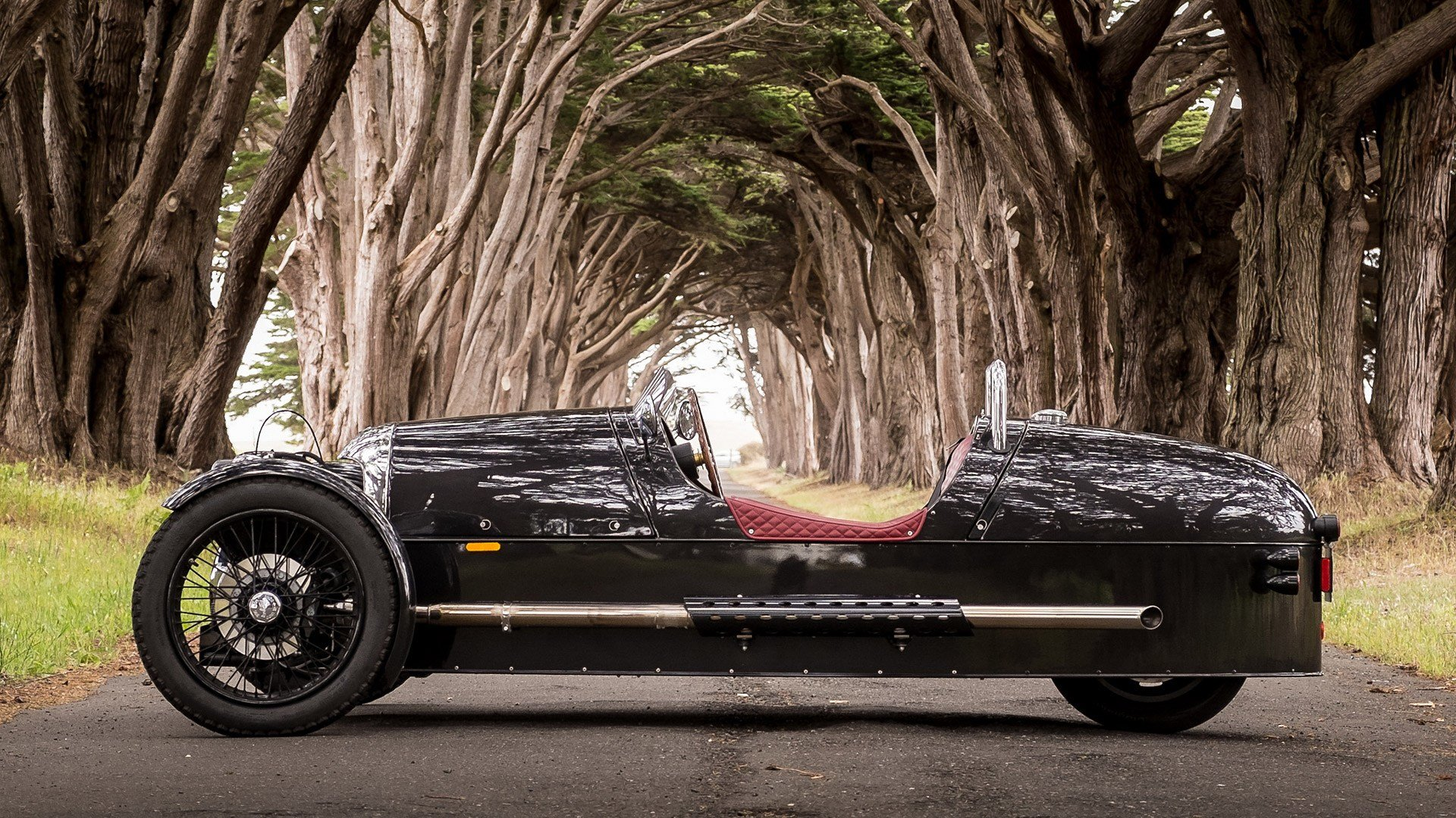 Latest 2011 Morgan 3 Wheeler Wallpapers Hd Images Wsupercars Free Download