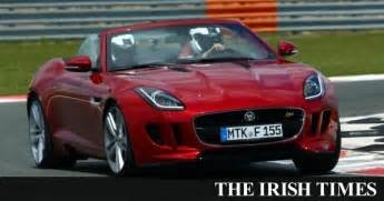 Latest F Is For Fierce Jaguar F Type S Makes A Big Noise Free Download