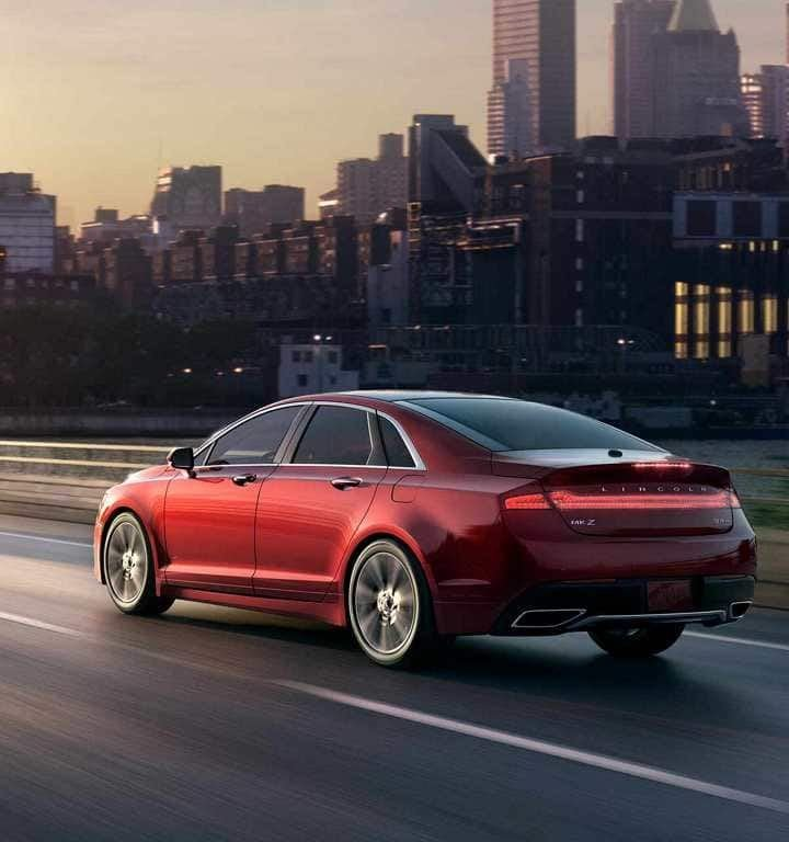 Latest 2018 Lincoln Mkz Luxury Cars Sedans Lincoln Com Free Download
