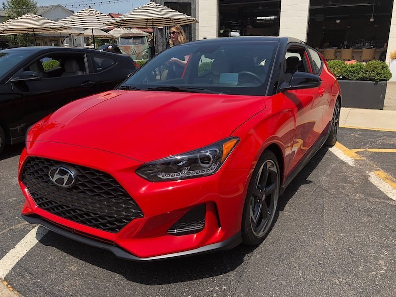Latest Keep It Quirky The New Hyundai Veloster Sports Car A Free Download