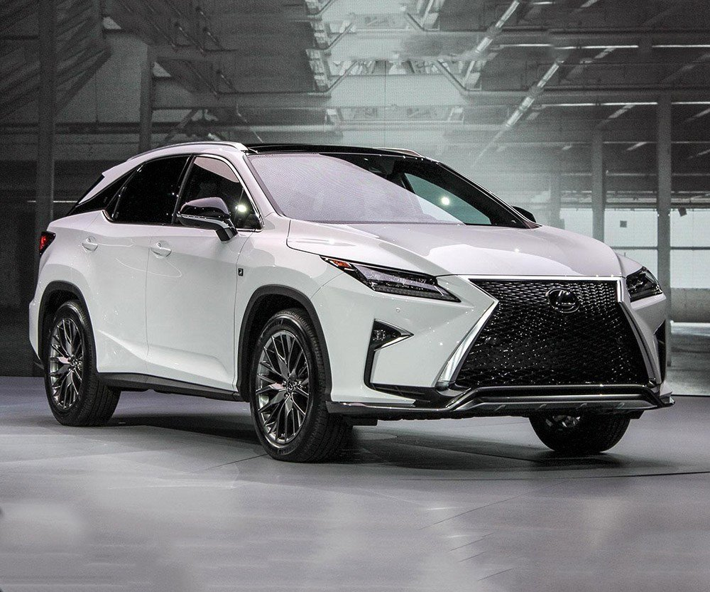Latest 2017 Lexus Rx350 Means Extravagant Styling With Premium Free Download