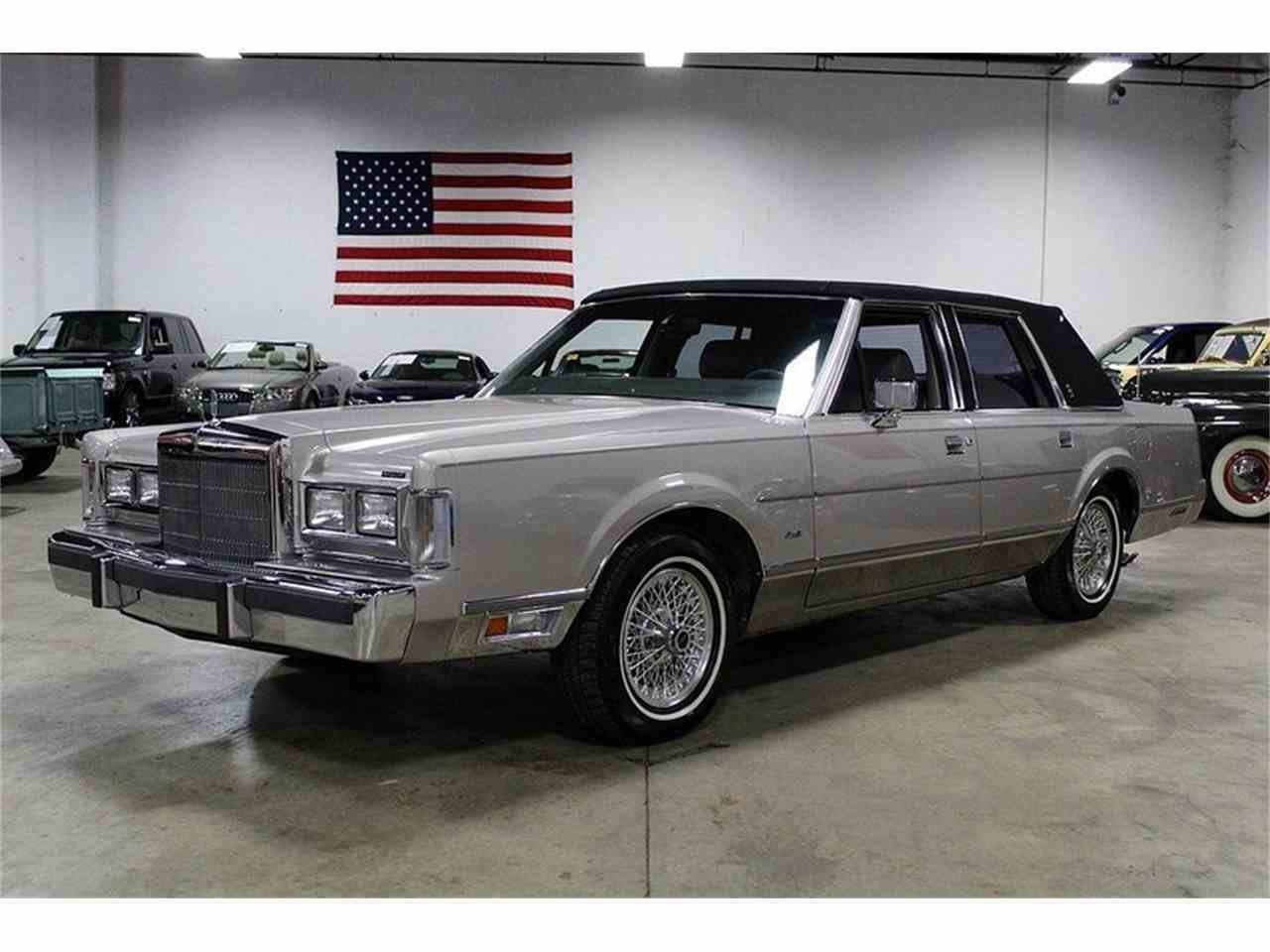 Latest 1988 Lincoln Town Car For Sale Classiccars Com Cc 1001248 Free Download