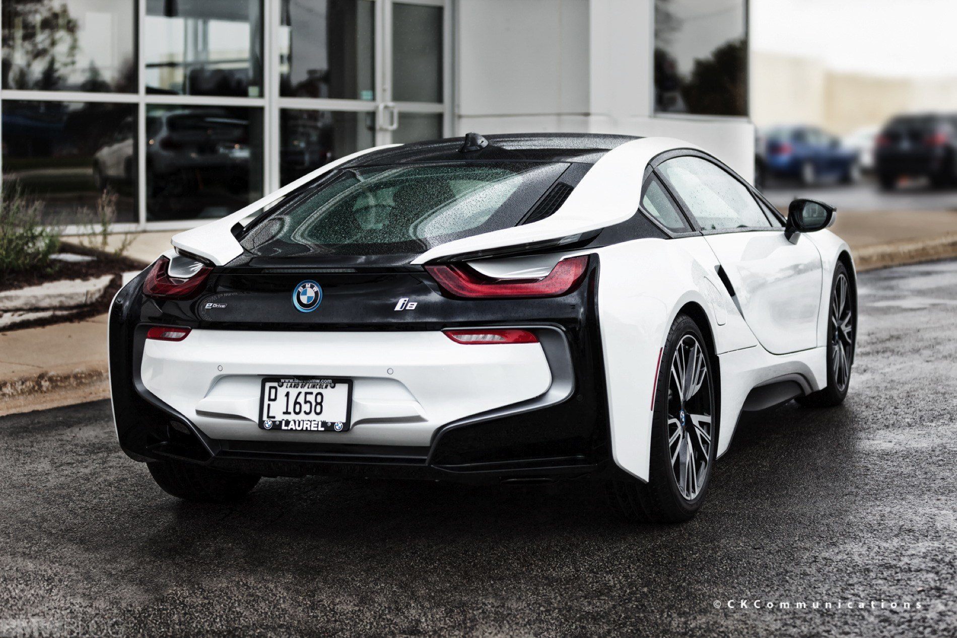 Latest Bmw I8 Images Free Download