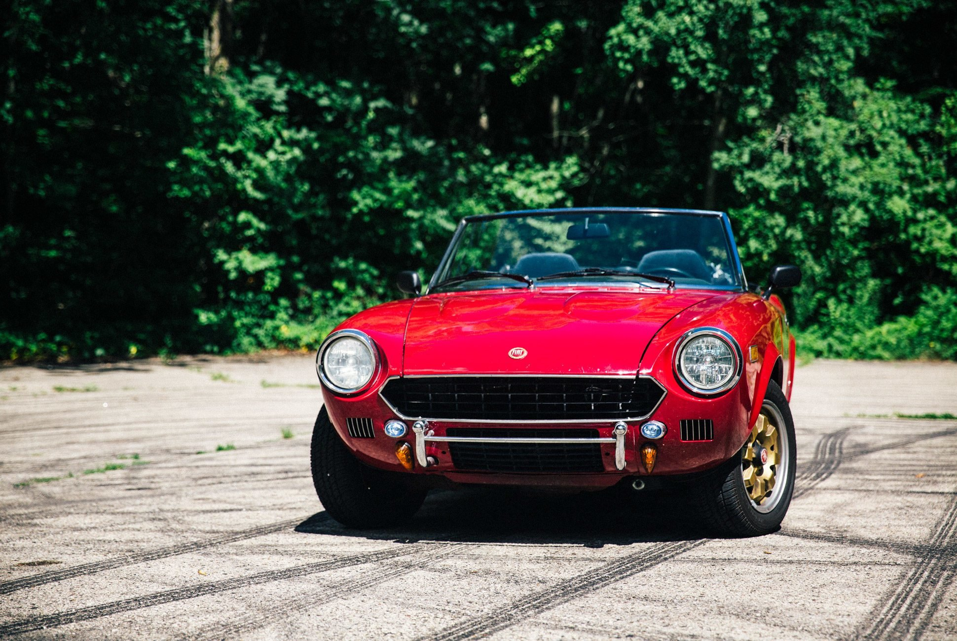 Latest Review 2017 Vs Vintage Fiat 124 Spider • Gear Patrol Free Download