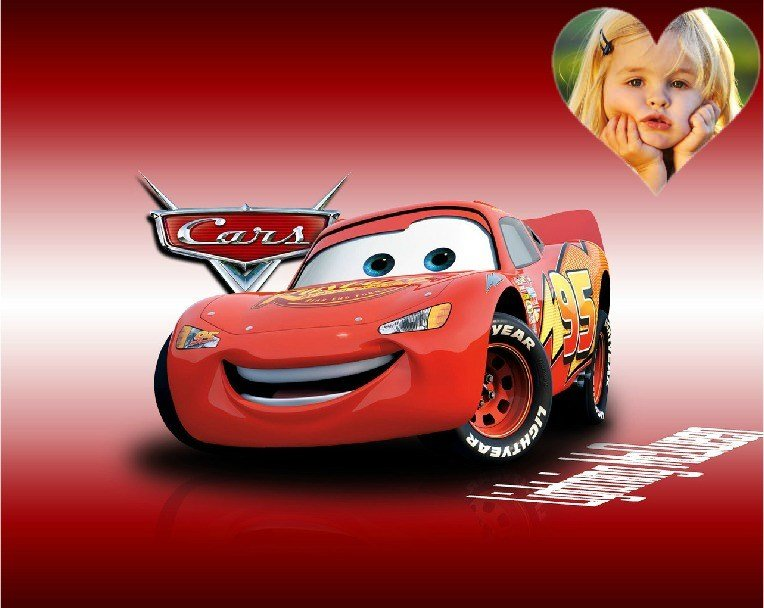 Latest Marco De Cars Con Rayo Mcqueen Marcos Para Fotos Gratis Free Download