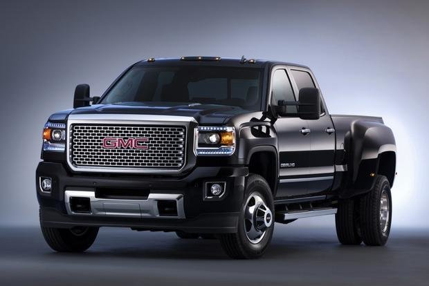 Latest 2016 Gmc Sierra 3500Hd New Car Review Autotrader Free Download