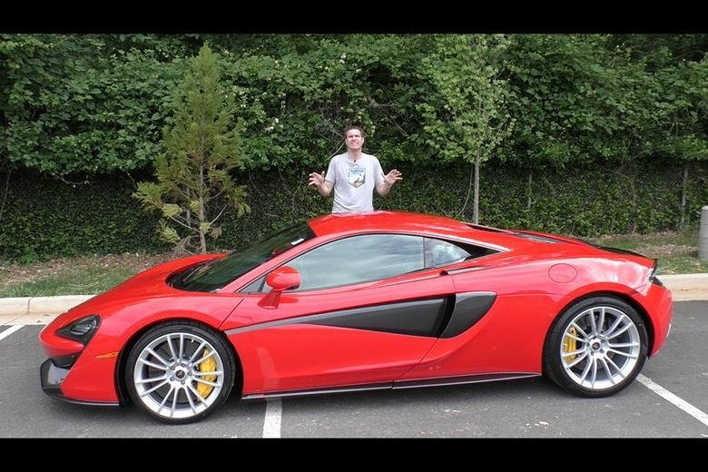 Latest Is The Mclaren 570S The Next Great Sports Car Bargain Free Download