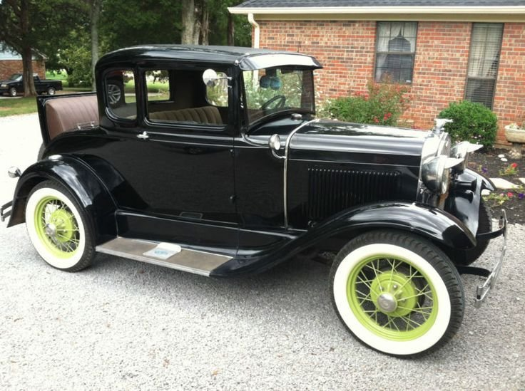 Latest 1930 Model A Deluxe Coupe With Rumble Seat Antique Autos Free Download