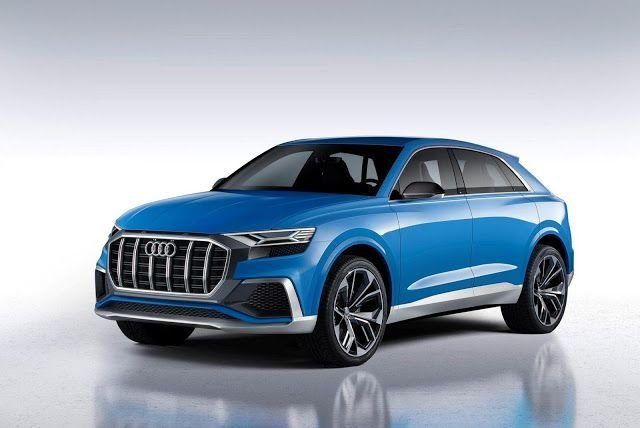 Latest Cars Tuning Music Audi Q8 Concept Cars Tuning Music Free Download