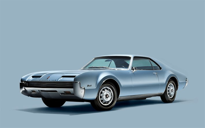 Latest Download Wallpapers Oldsmobile Toronado 4K 1966 Cars Free Download