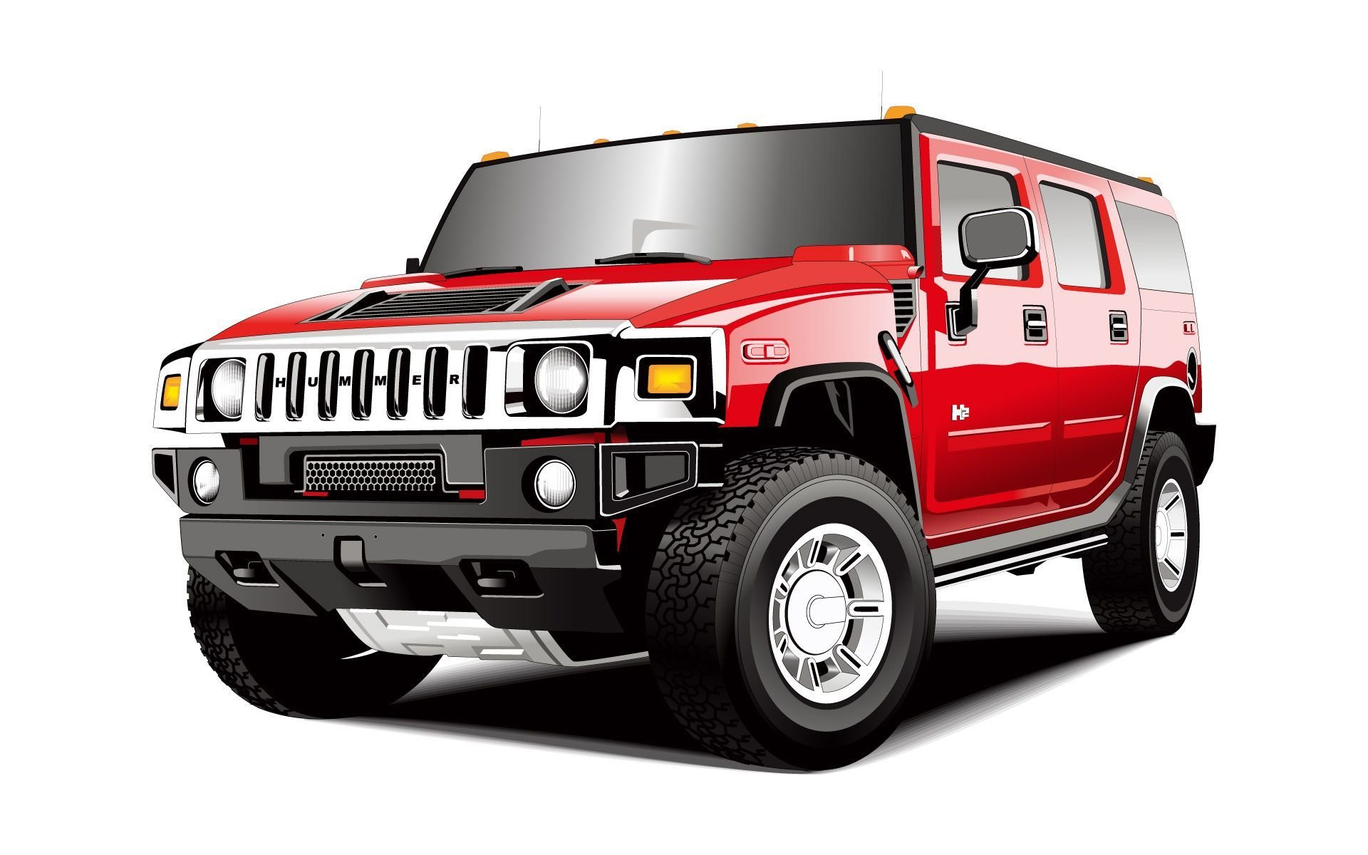 Latest Red Hummer Concept Hd Wallpaper Hummer Hd Wallpapers Free Download