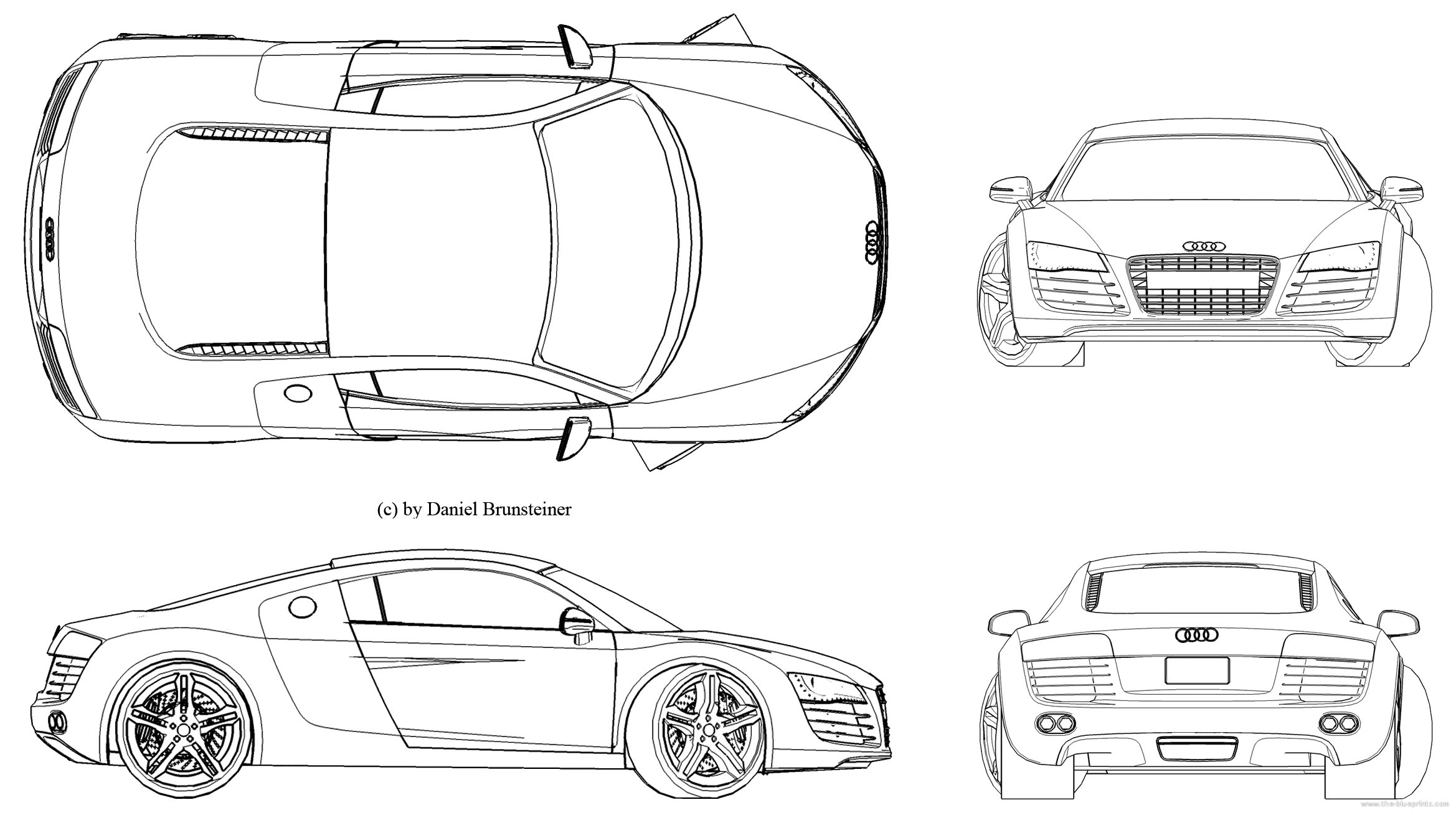 Latest R8 Blueprints Opening Credits Project Free Download