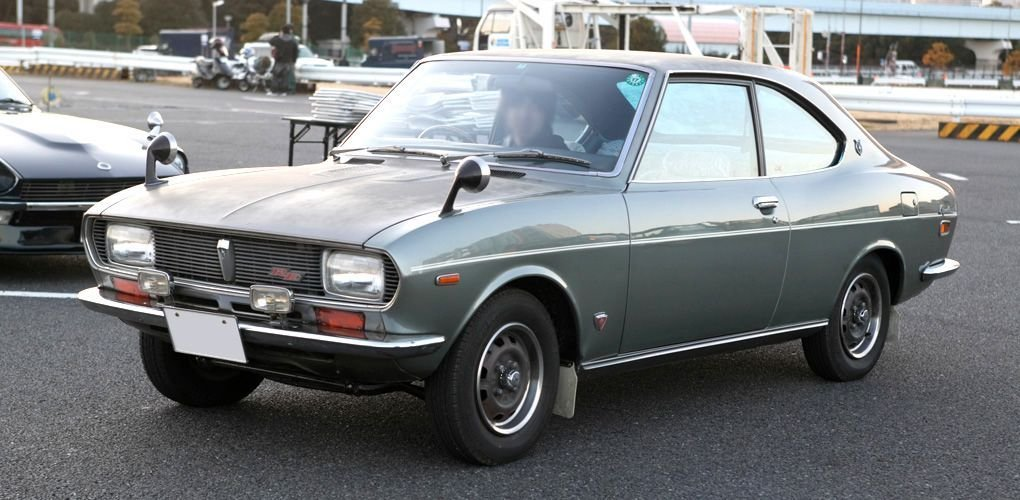 Latest Mazda Capella Rotary Coupe Rare Cars From Japan Free Download