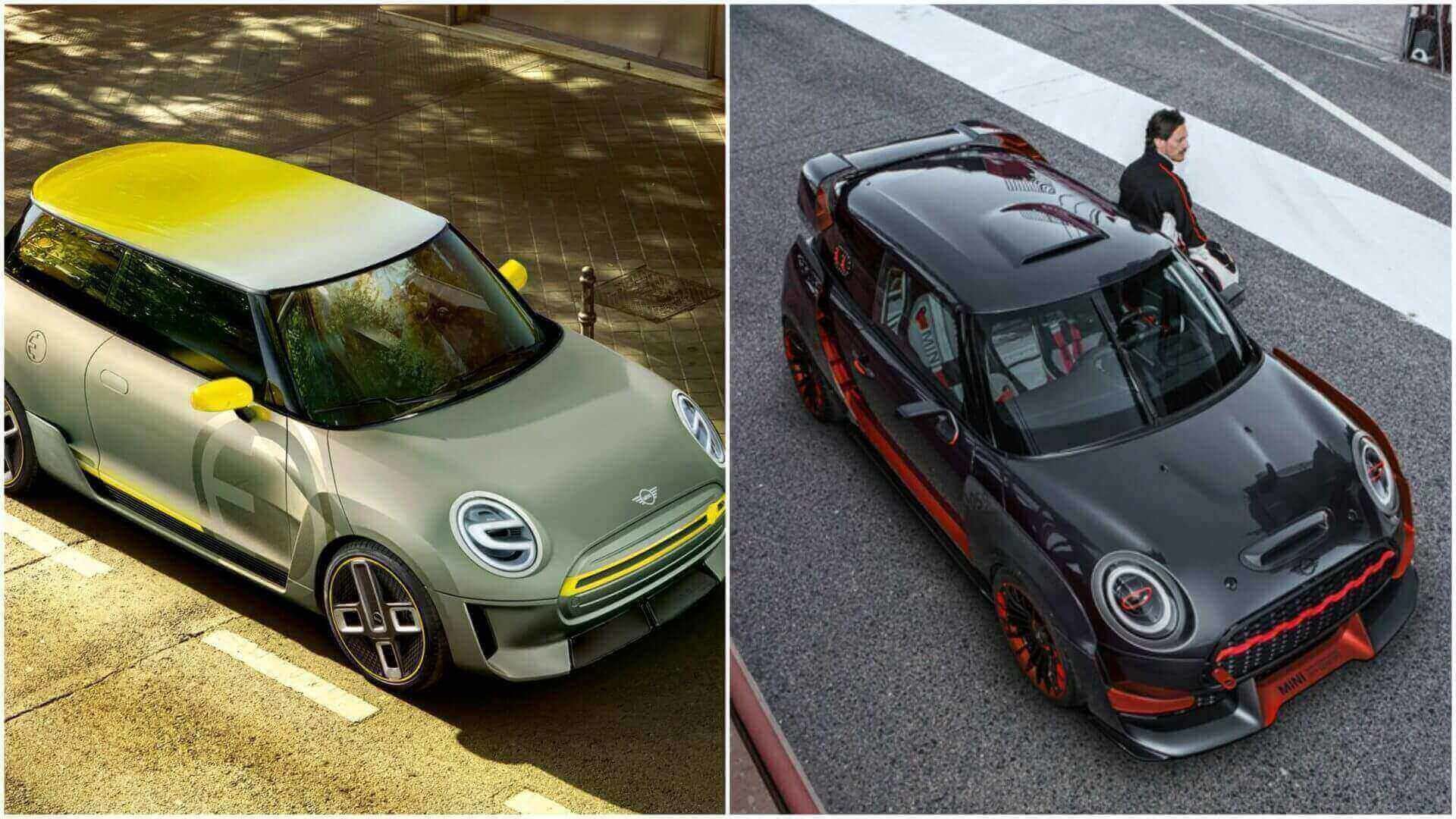 Latest Bmw To Show Mini Concept Models With 3D Printed Parts All3Dp Free Download