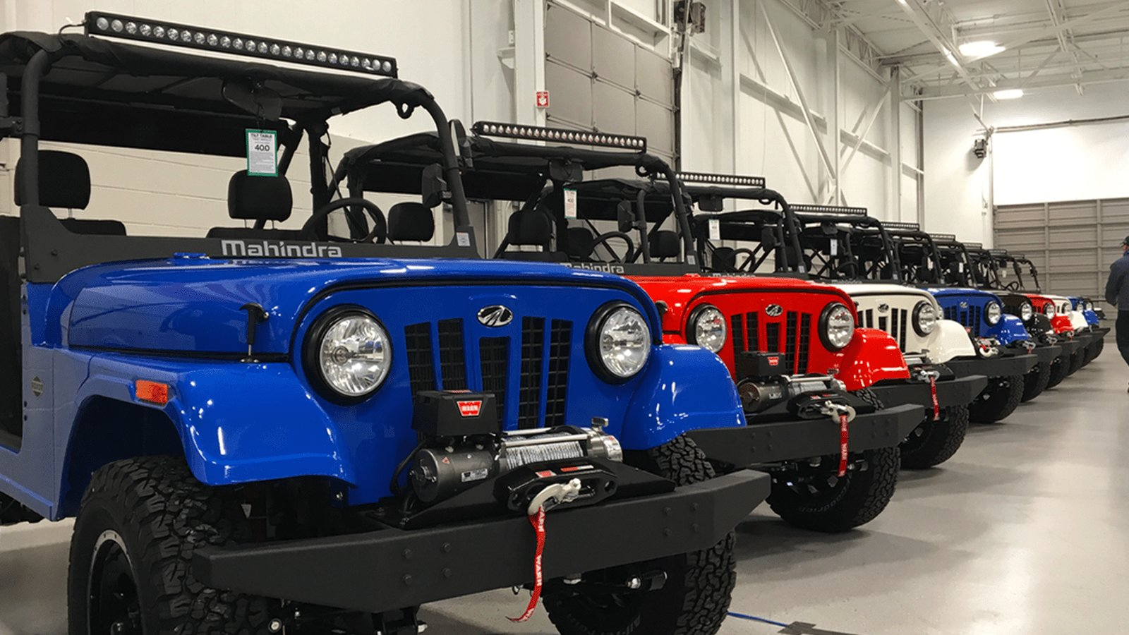 Latest This Is Why Mahindra Can Build Tiny Jeeps Free Download