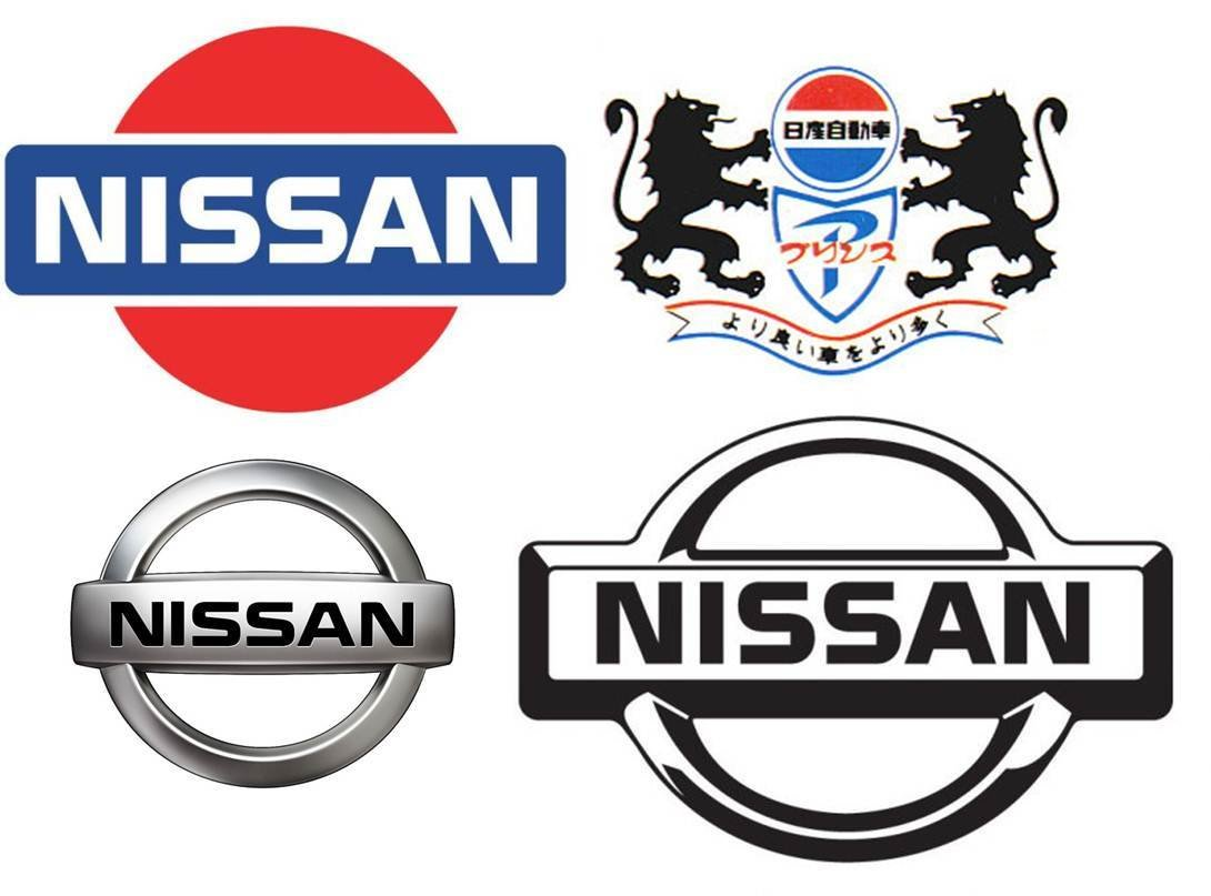Latest Nissan Logo Masterauto Free Download