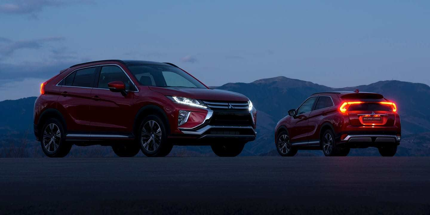 Latest 2019 Mitsubishi Eclipse Cross Mitsubishi Motors Free Download