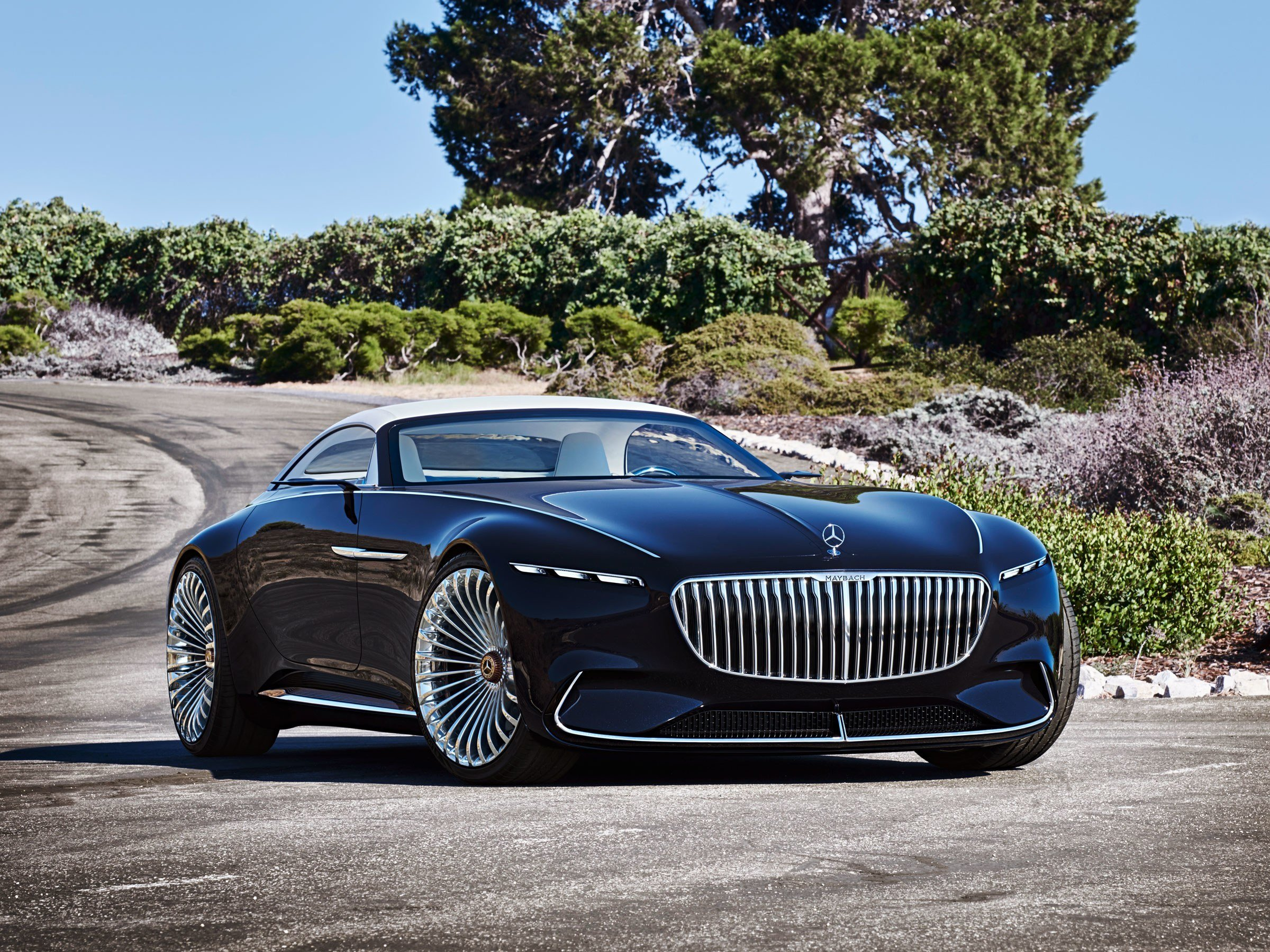 Latest The Vision Mercedes Maybach 6 Cabriolet Rejects The Pod Free Download