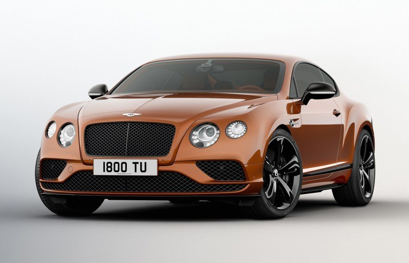Latest Bentley Continental 2018 View Specs Prices Photos Free Download