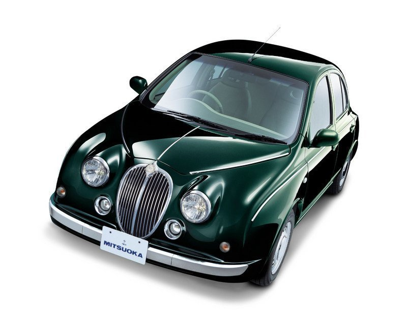Latest Mitsuoka Cars Models Prices Reviews News Free Download