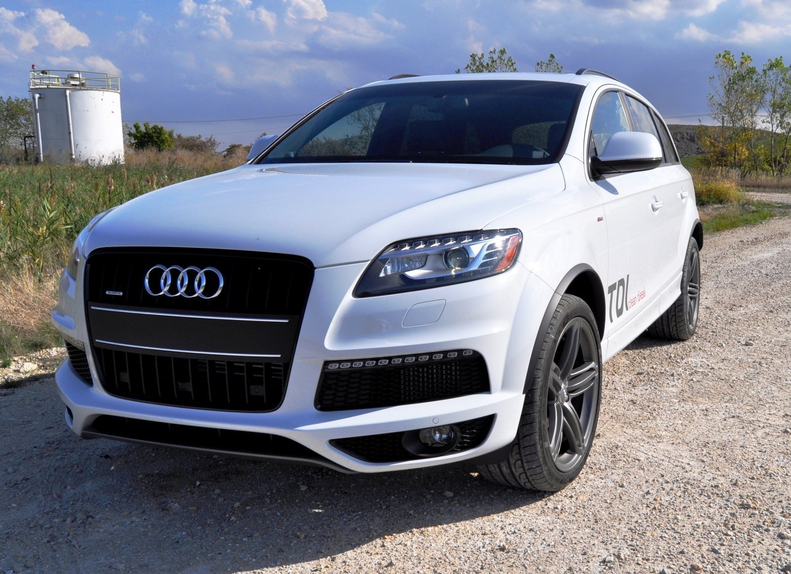 Latest 2014 Audi Q7 Tdi S Line Driven Review Top Speed Free Download