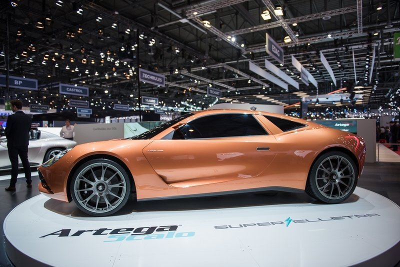 Latest Artega Scalo Photos Pictures Pics Wallpapers Top Speed Free Download