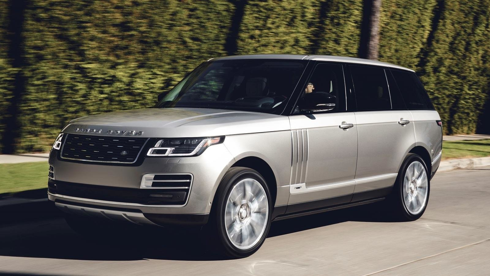 Latest The Range Rover Svautobiography Is Jlr S Answer To The Free Download