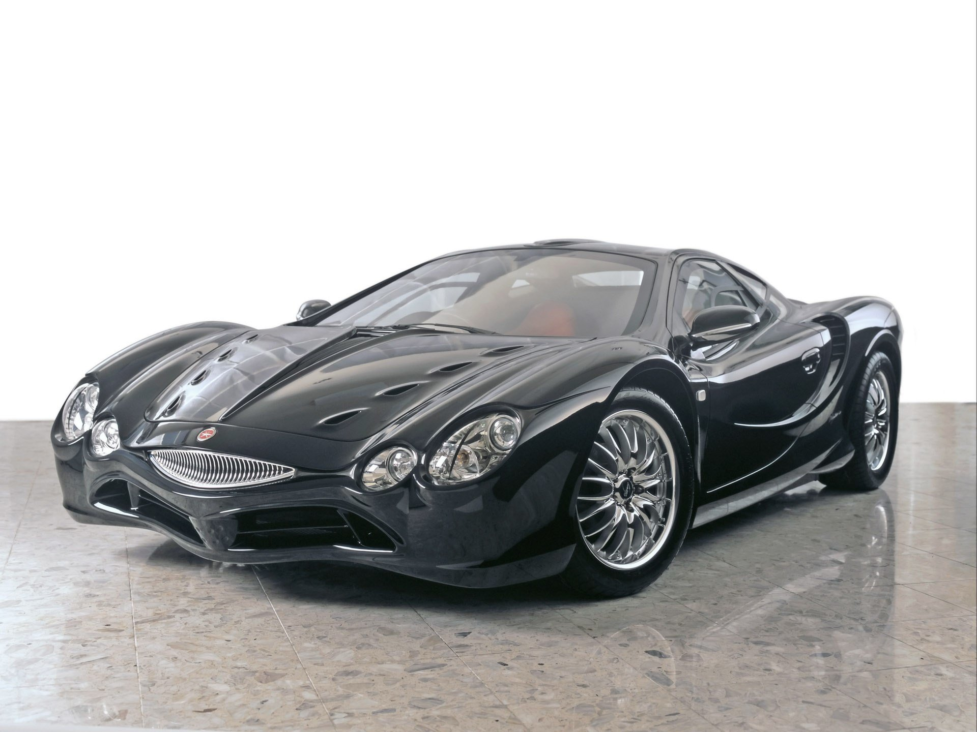 Latest Cool Concept Cars 2001 Mitsuoka Orochi Concept Top Speed Free Download