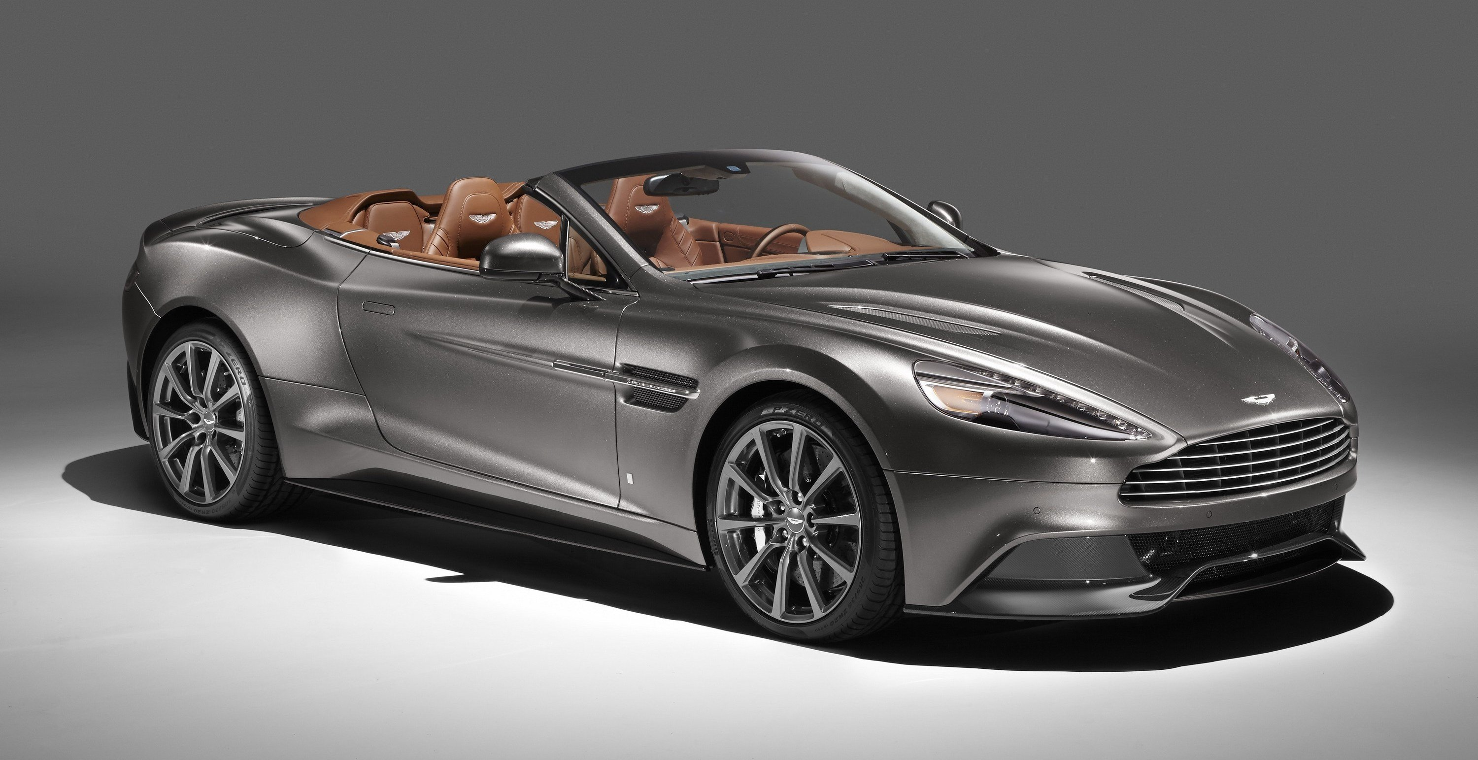 Latest 2014 Aston Martin Vanquish Volante By Q Top Speed Free Download