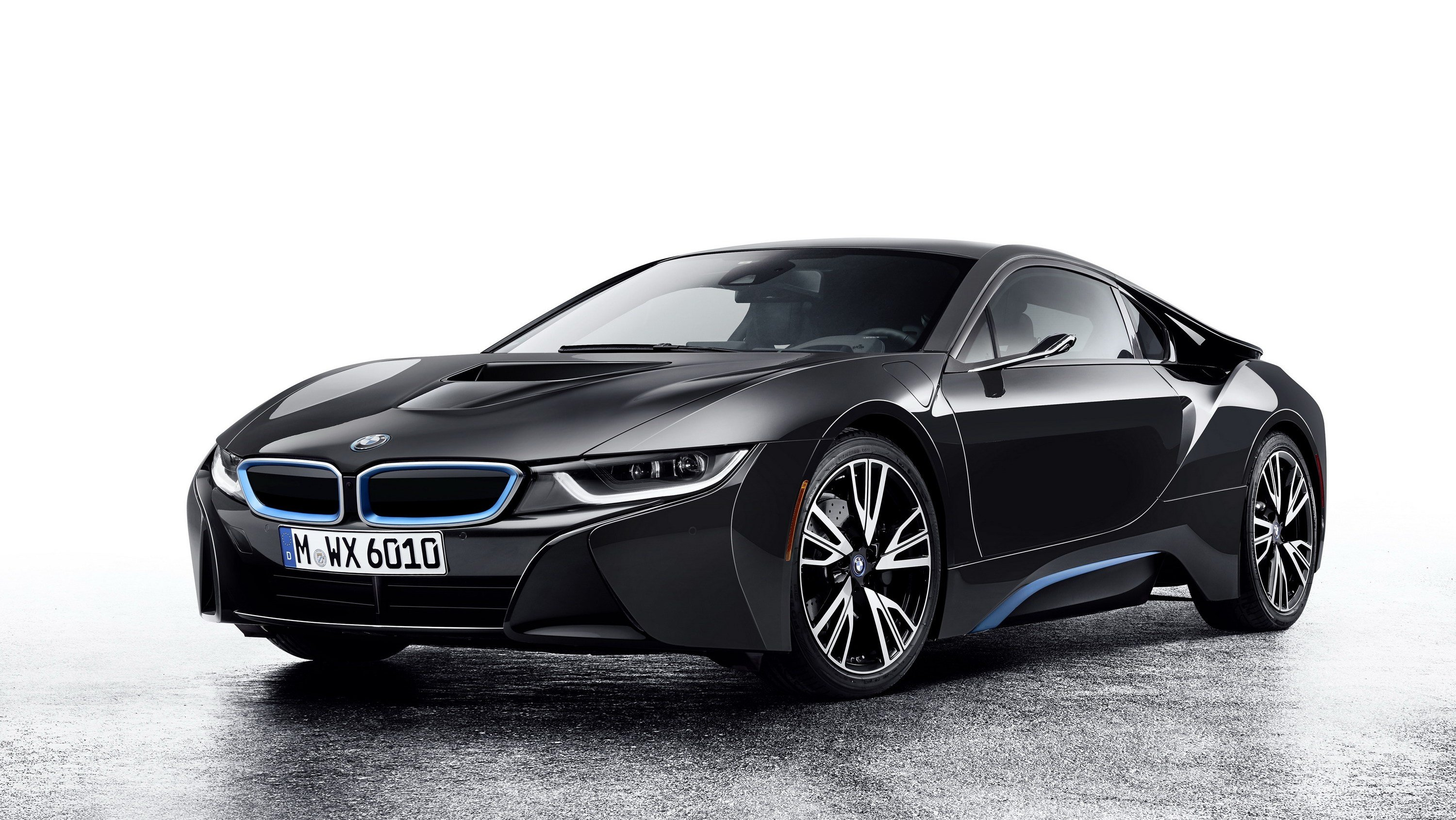Latest 2016 Bmw I8 Mirrorless Concept Top Speed Free Download