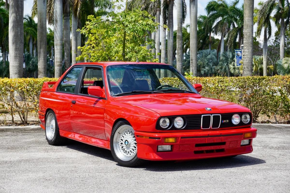 Latest Car For Sale 1988 Bmw E30 M3 Top Speed Free Download