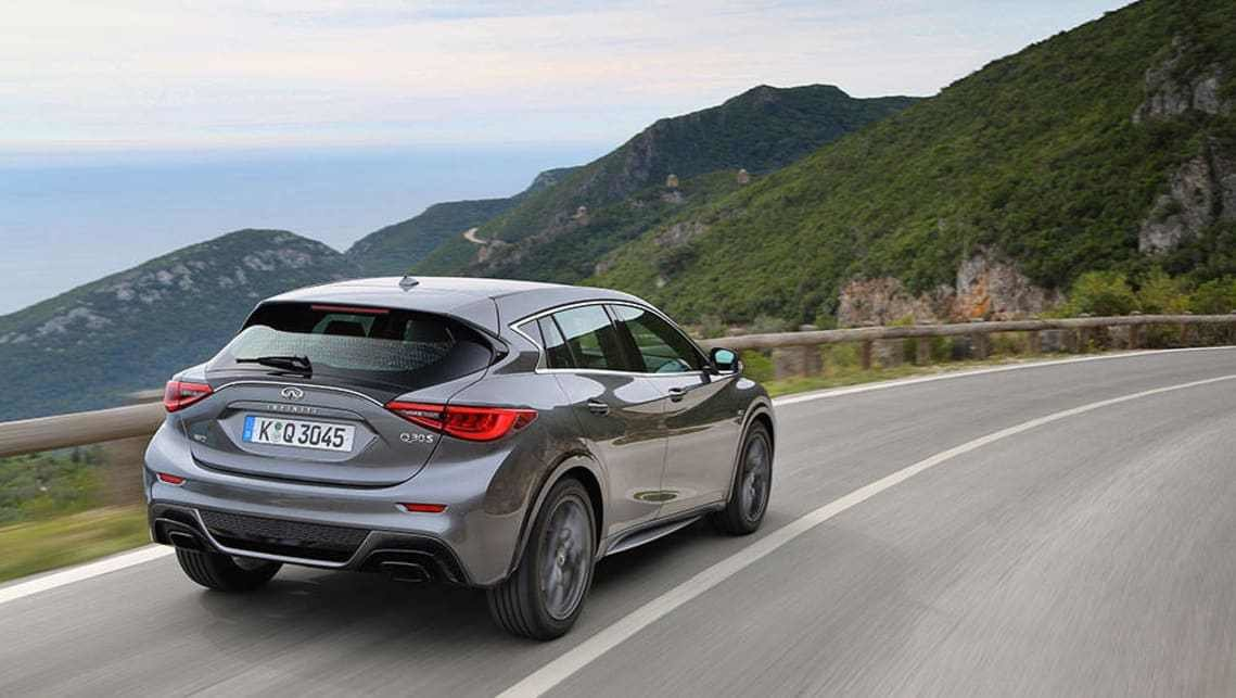 Latest Infiniti Q30 2016 Review Carsguide Free Download