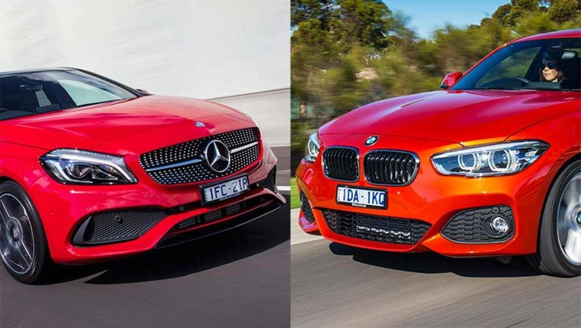 Latest Mercedes Benz A250 Vs Bmw M135I Review Carsguide Free Download