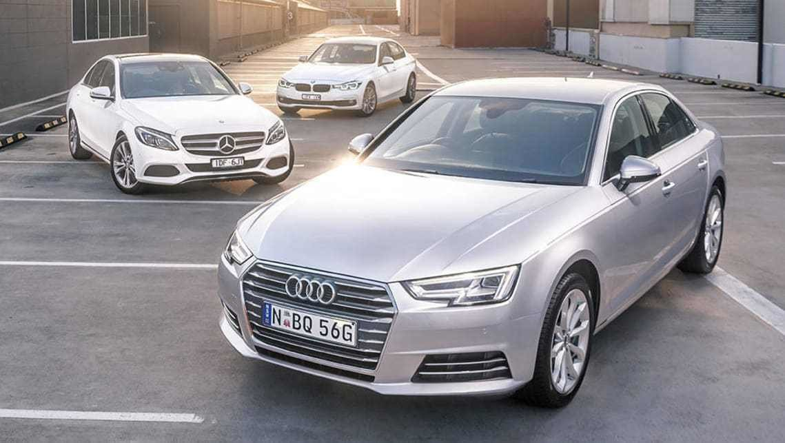 Latest 2016 Audi A4 Bmw 3 Series And Mercedes C Class Review Free Download