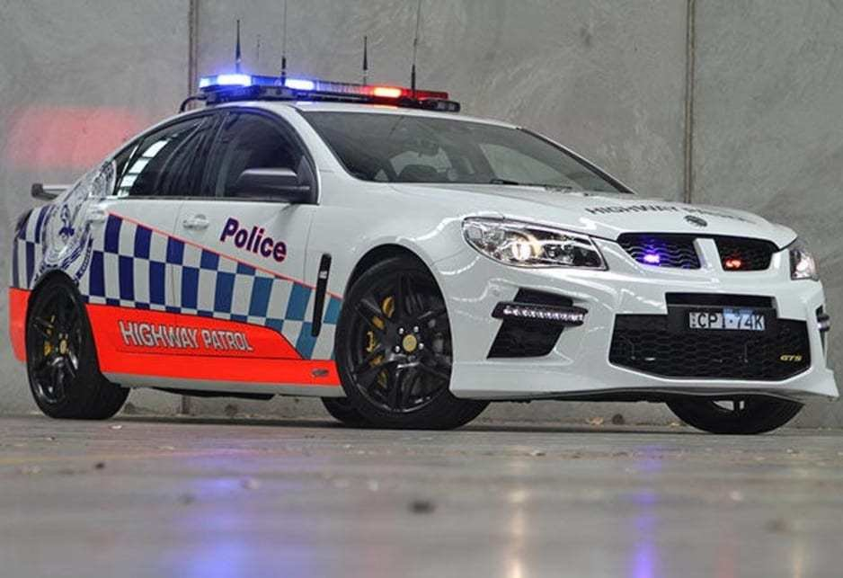 Latest Hsv Gts Australia S Fastest Police Car Car News Carsguide Free Download