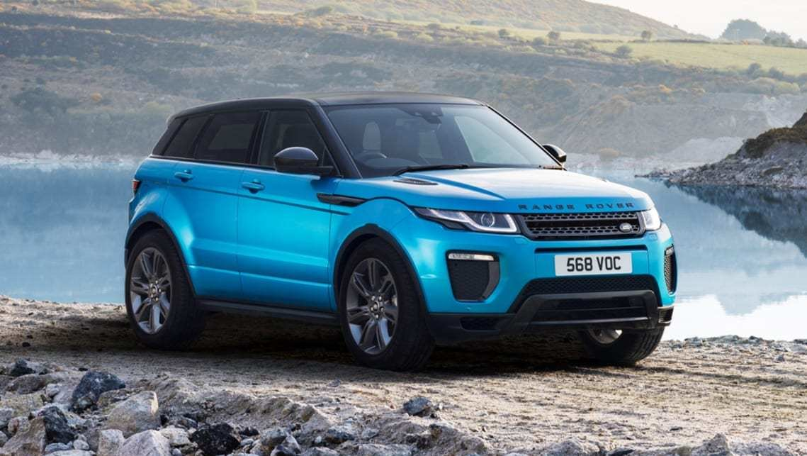 Latest Range Rover Evoque Landmark 2017 New Car Sales Price Free Download