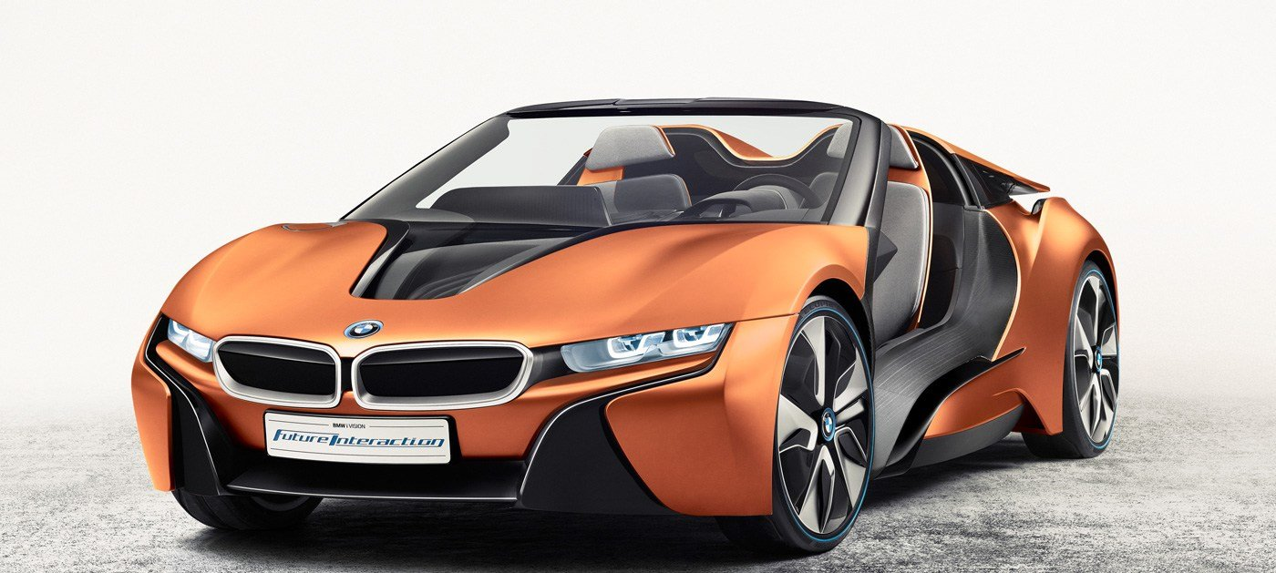 Latest Bmw S Concept Car Puts Next Gen Interior In A Sports Car Free Download