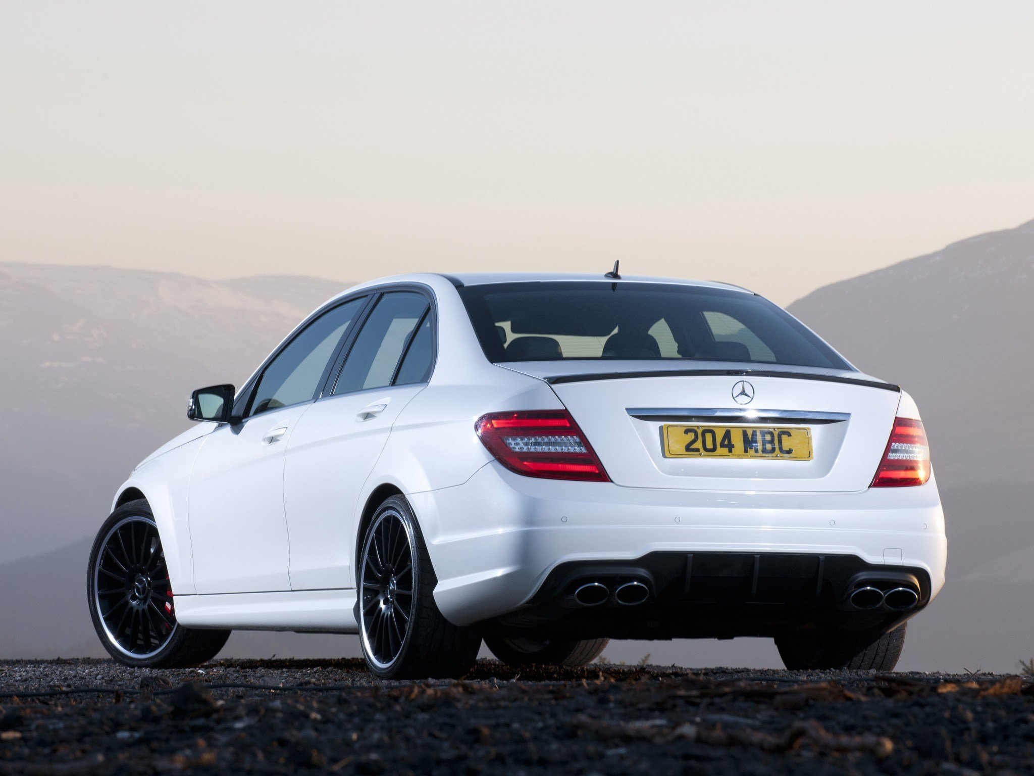 Latest Mercedes Benz C 63 Amg W204 Specs Photos 2011 2012 Free Download