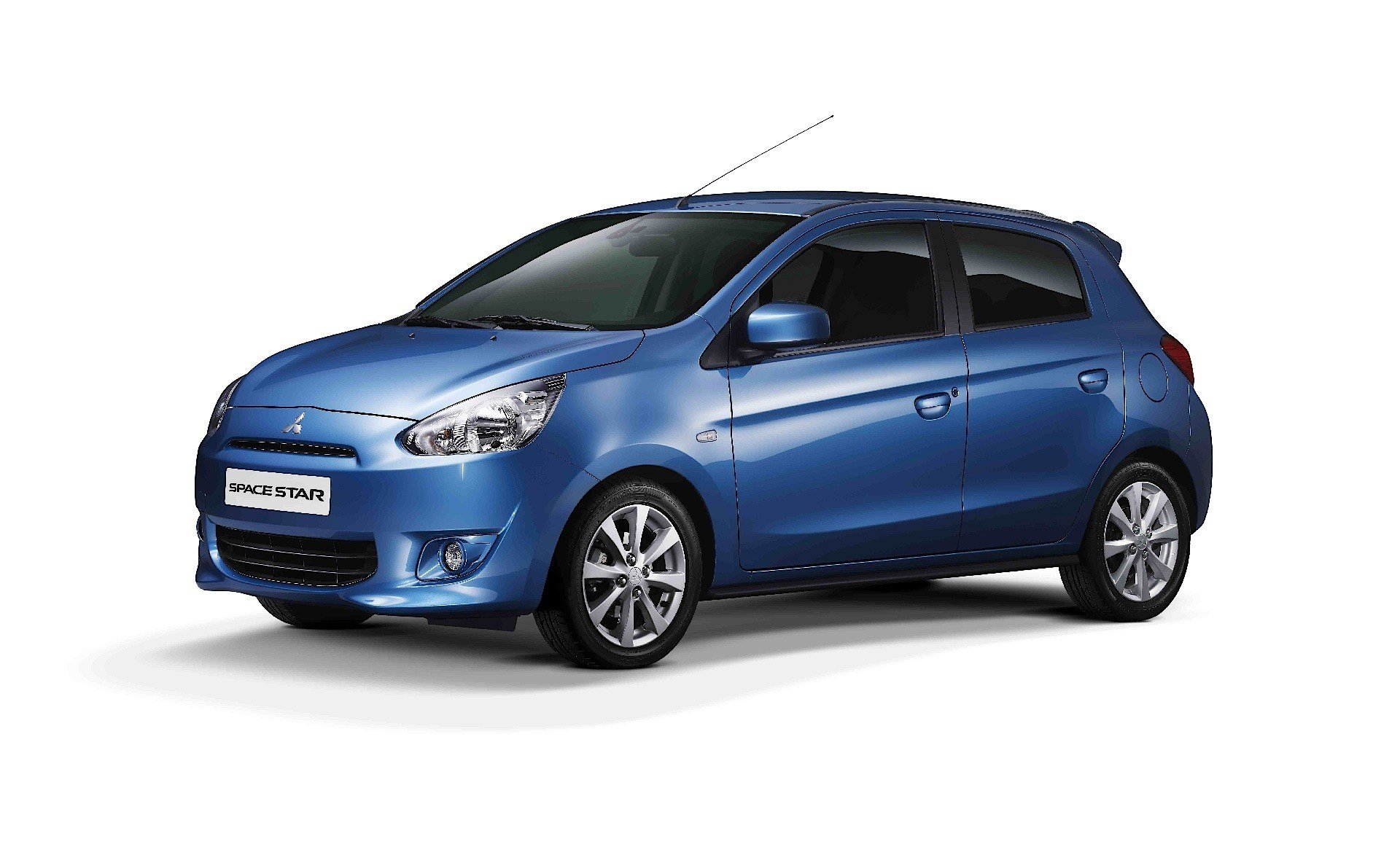 Latest Mitsubishi Space Star Specs Photos 2013 2014 2015 Free Download