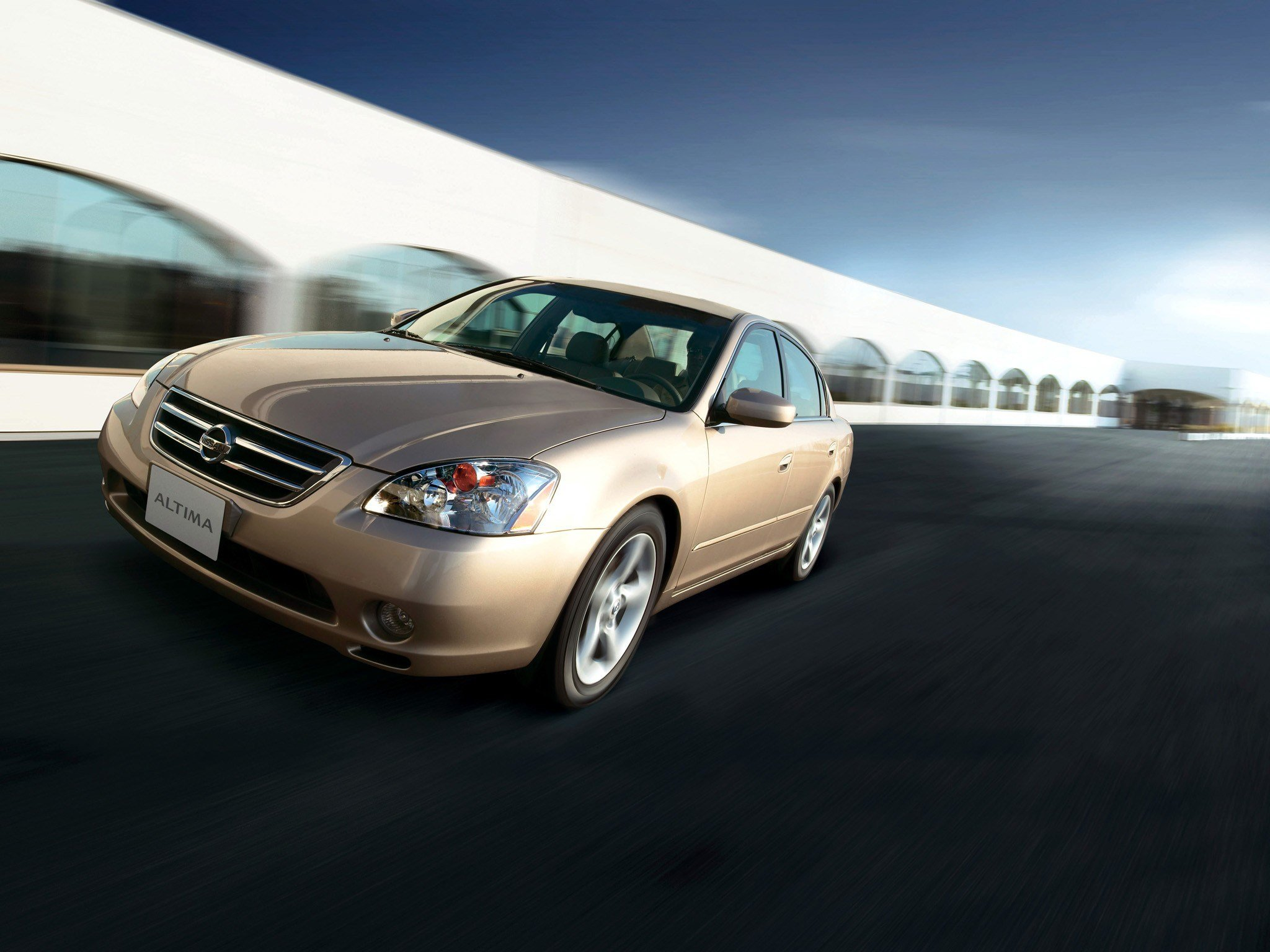 Latest Nissan Altima Specs Photos 2002 2003 2004 2005 Free Download