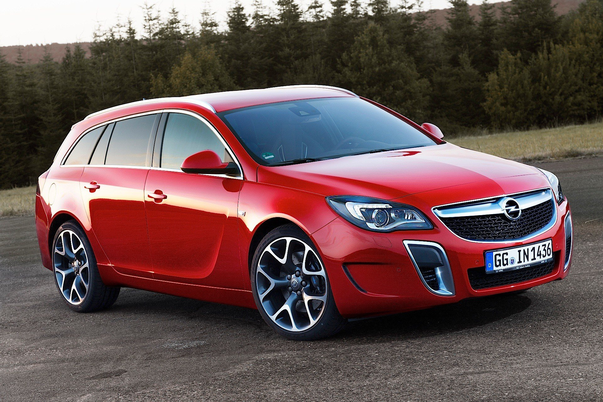 Latest Opel Insignia Sports Tourer Opc Specs Photos 2013 Free Download