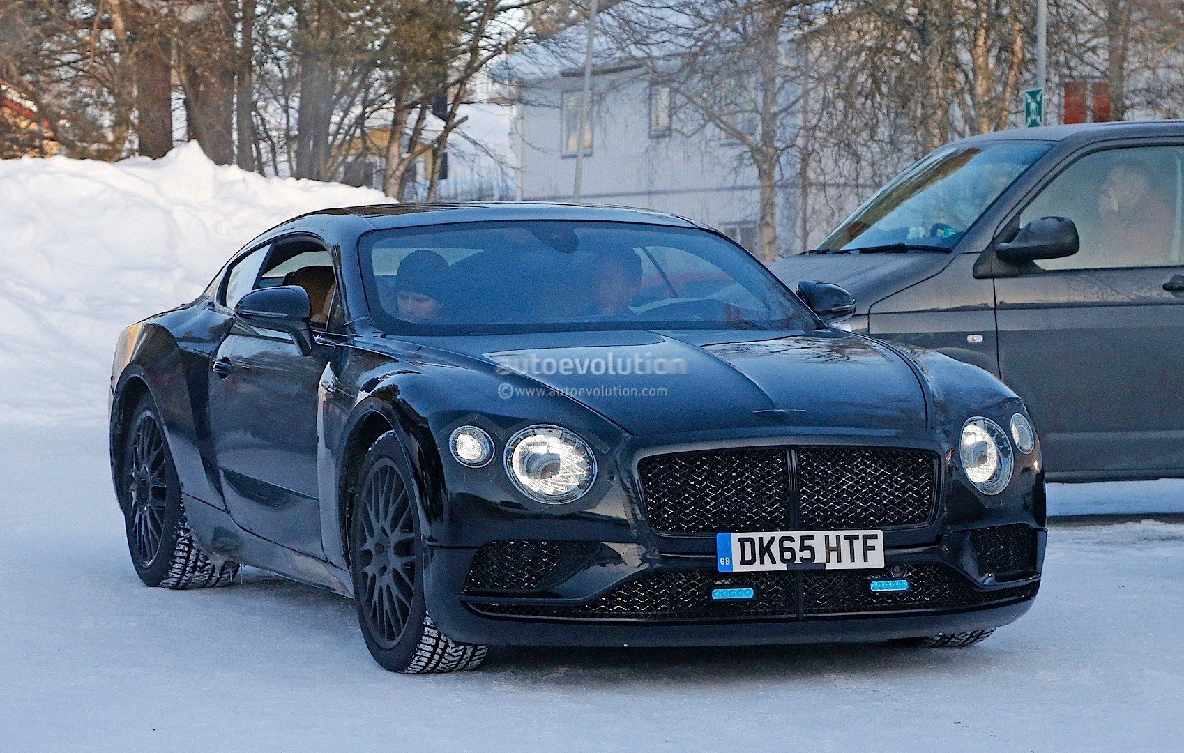 Latest 2018 Bentley Continental Gt Spied Again Exp 10 Speed 6 Free Download
